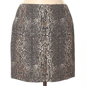 Gianni Bini✨Snake Print Pencil Skirt